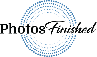 PhotosFinished.com | Photo Organizers – Cincinnati, OH logo